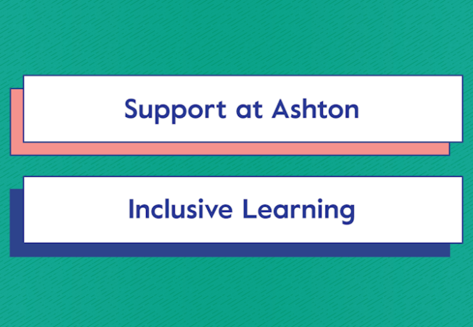 Inclusive Learning 2